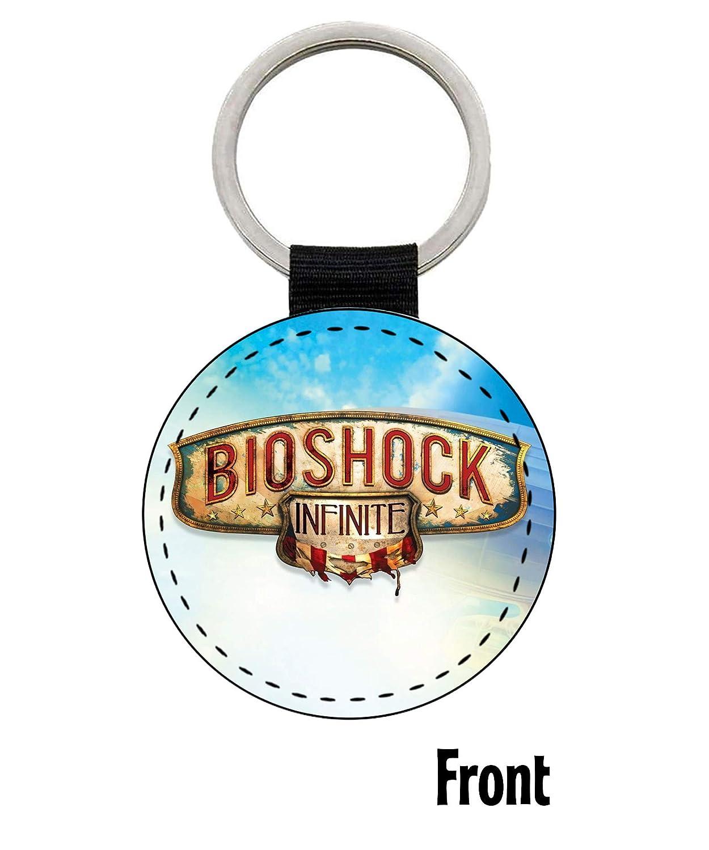 MasTazas Bioshock Infinite Llavero Keyring: Amazon.es: Coche ...