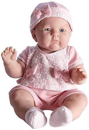 Lily RealistaColor 46 Jc Rosa ClaroDe Cm Toys Muñeca X0Pk8ZwNnO