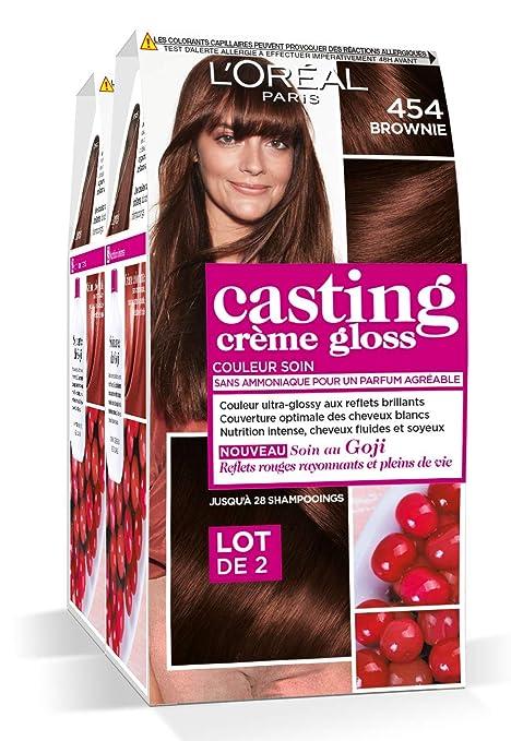 Teinture pour les cheveux pour 1 2 tons