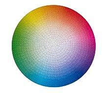 Clemens Habicht Colours Wheel