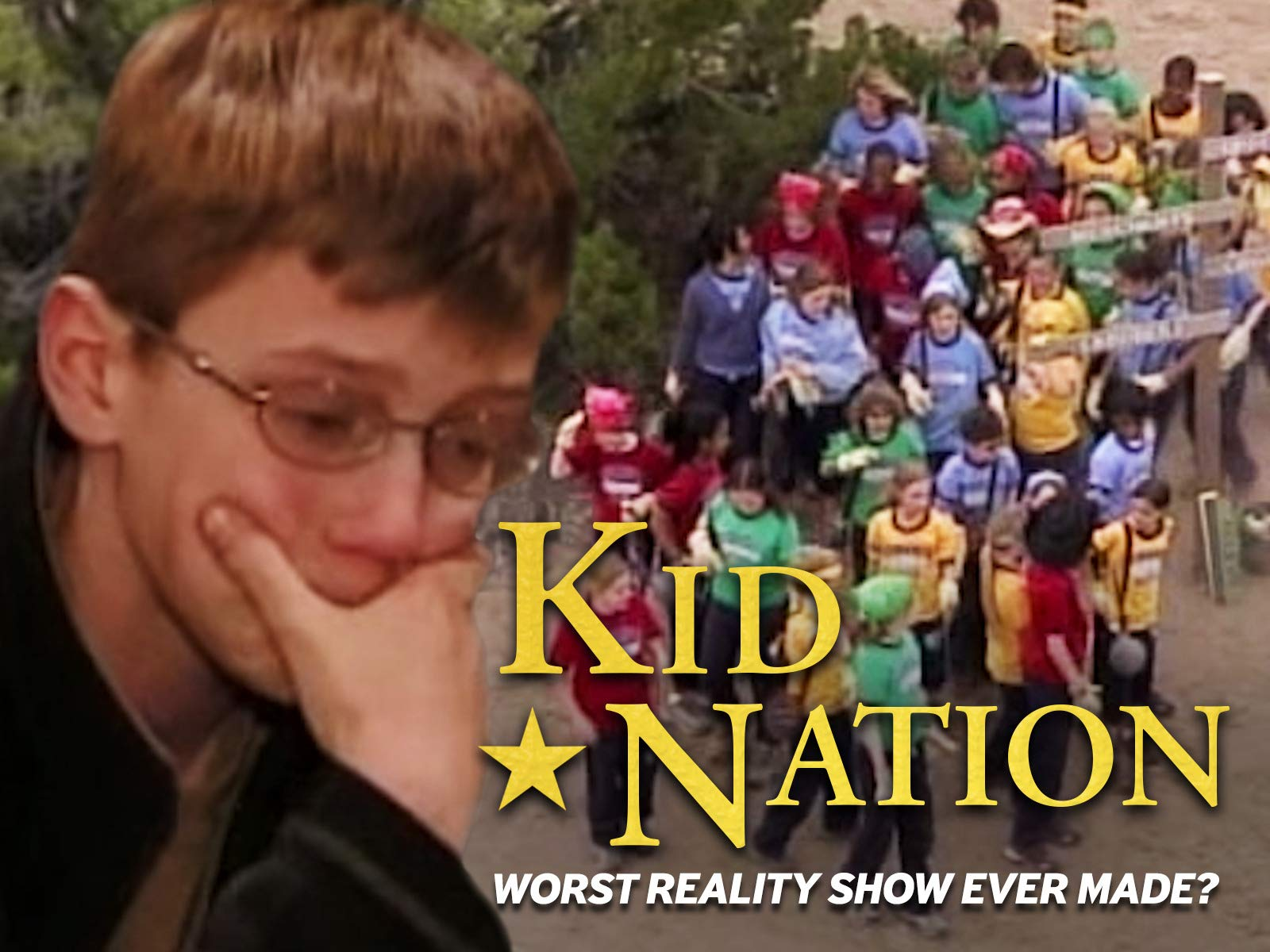 Clip: Was 'Kid Nation' The Worst Reality Show Ever Made? on Amazon Prime Video UK