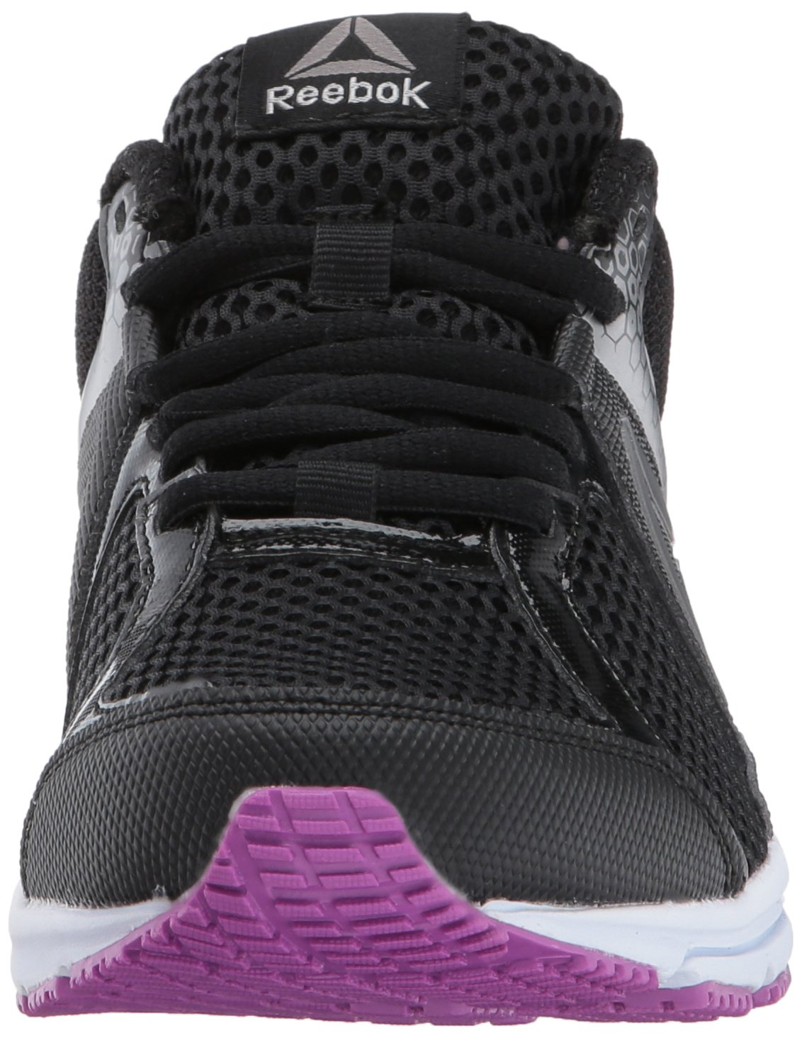Reebok Women's Shoe Runner 2.0 MT Track Shoe Women's B01NBKDLE3 7 B(M) US|Black/Vicious Violet/Pewter b5821e