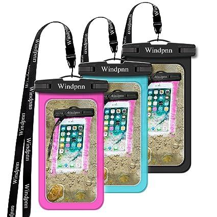 Amazon.com: Windpnn, 3 unidades de bolsas impermeables para ...