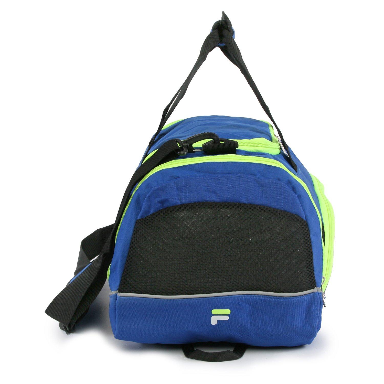 Sprinter Small Duffel Gym Sports Bag Fila Luggage FL-SD-2719-PLTL 0f1e1864c8