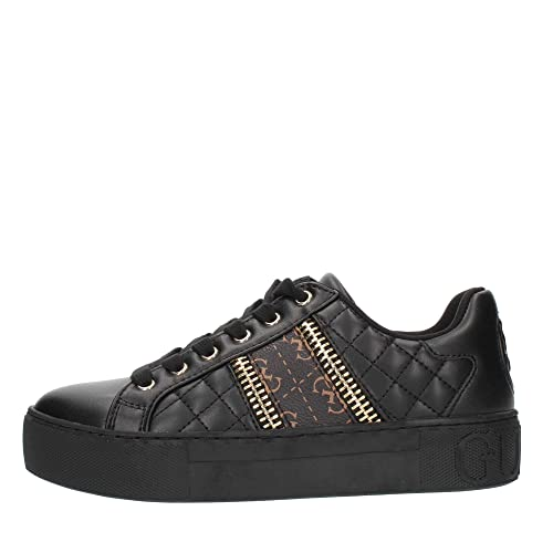 Guess Sneakers donna mayby fl8mayfal12 41 nero: Amazon.it