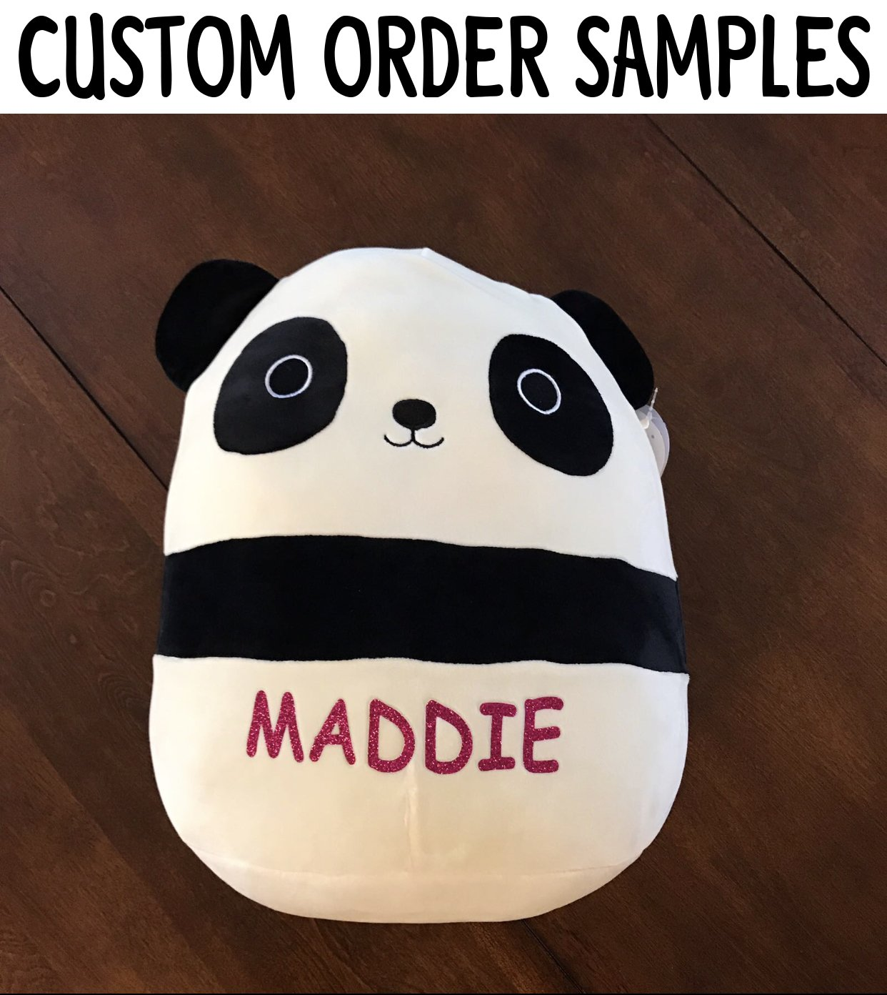 Customized Kellytoy Squishmallow Harriet The Owl Super Soft Plush Toy Pillow Pet Pal Buddy (8 inches)