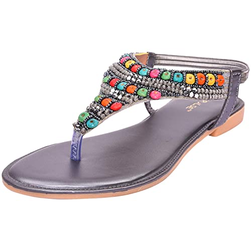 b2078e0ab REPULSE Womens Designer Fashion Sandals  Buy Online at Low Prices in India  - Amazon.in