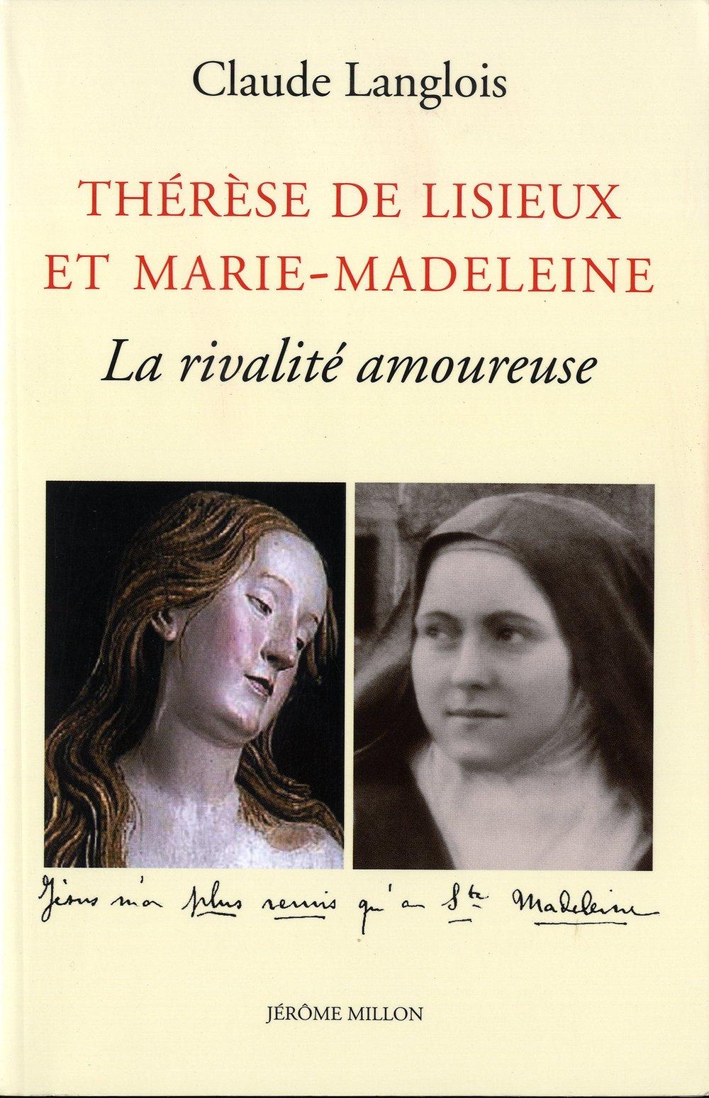 Read Online Th�r�se de Lisieux et Marie-Madeleine pdf