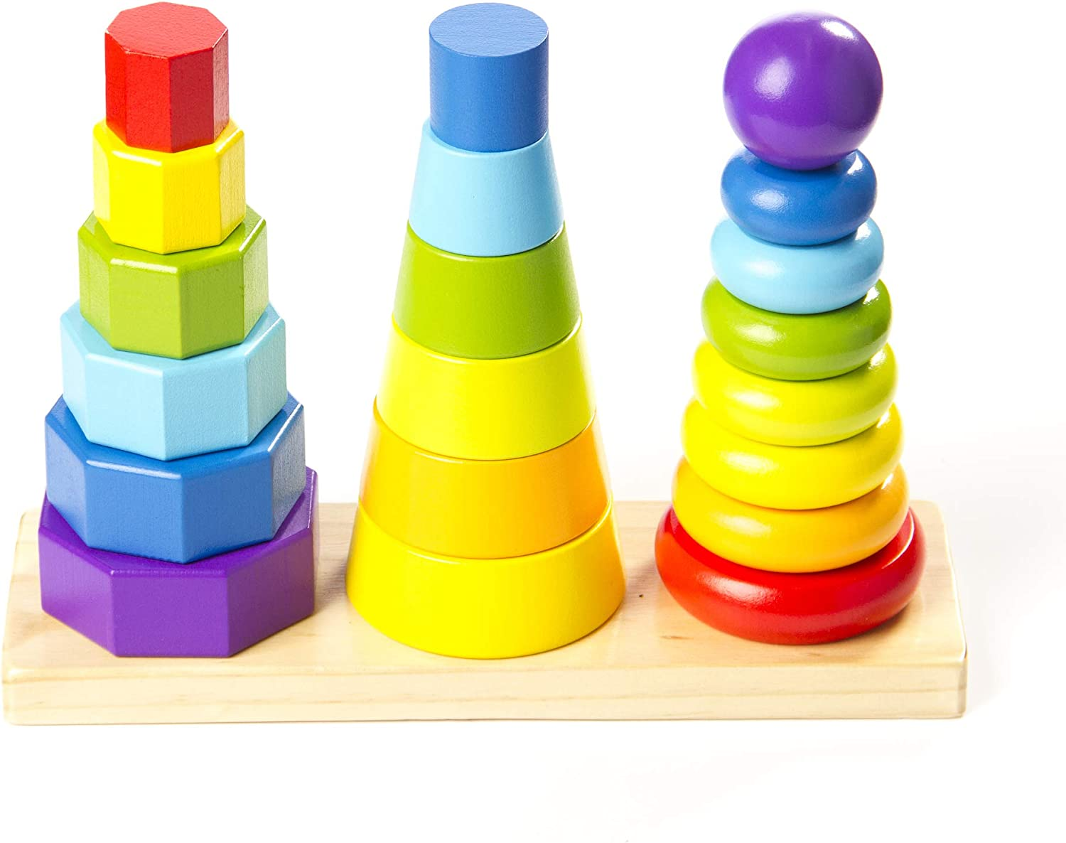 Top 10 Best Baby Stacking Toys (2020 Reviews & Buying Guide) 8