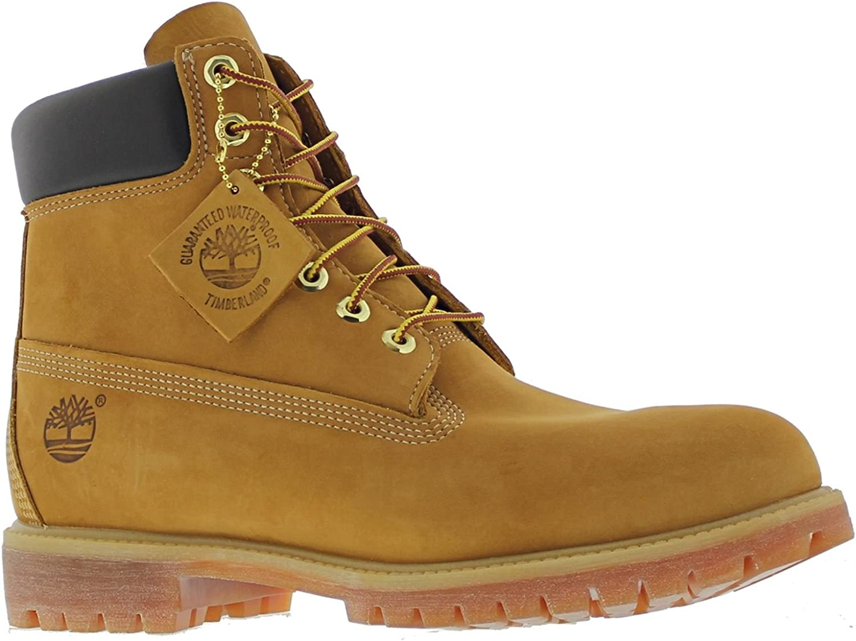 mejor proveedor en pies tiros de estilo moderno Amazon.com: Timberland - Botas para hombre (6 pulgadas): Shoes