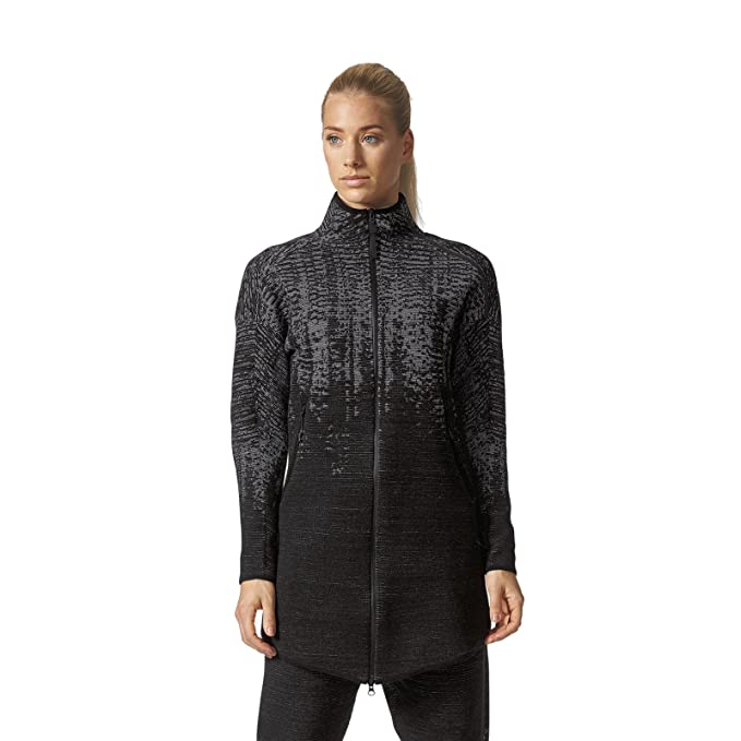 adidas Women's ZNE Pulse Knit Jacket