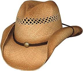 Bullhide Blaze - Raffia Straw Cowboy Hat 751388eaf4af