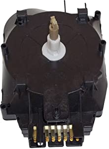 Whirlpool W10199989 Timer for Washer