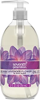 product image for Seventh Generation Hand Wash, Lavender, 12 Ounce