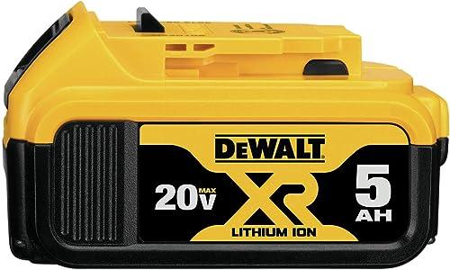 DeWalt DCD791D2 uses 20V Lithium-ion battery cell