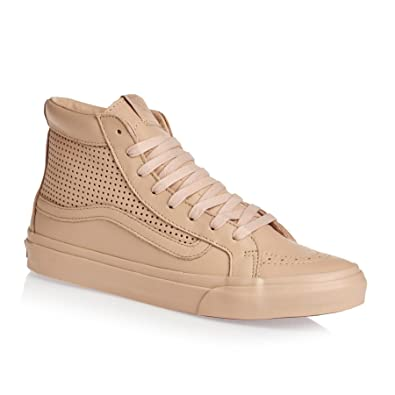 90656155698f Vans Womens Amberlight SK8-Hi Slim Cutout DX Trainers  Amazon.co.uk ...