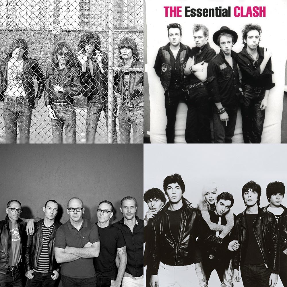 70er & 80er-Punkrock