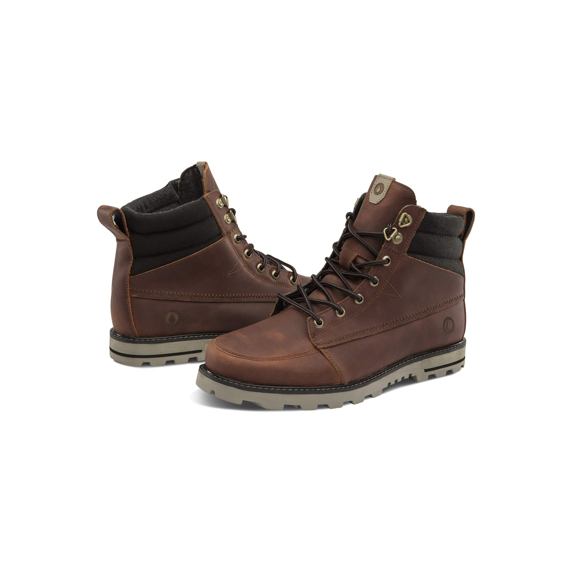Volcom Mens Sub Zero Boot, Burnt Sienna, 10 D US by Volcom