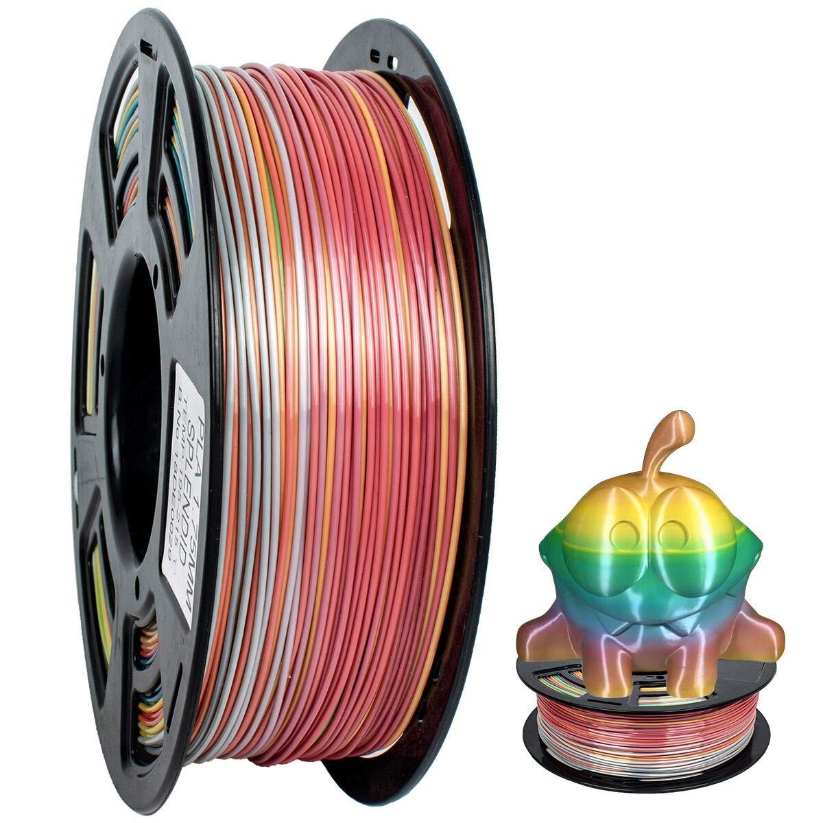 Geeetech rainbow filament