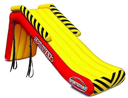 Sportsstuff 58 - 1350 Spillway Hinchable de pontón Slide ...
