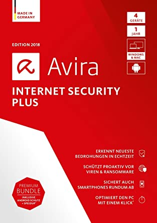 Antivirus Avira Pro 2018 para 5 Dispositivos Windows 7-8-10 ...
