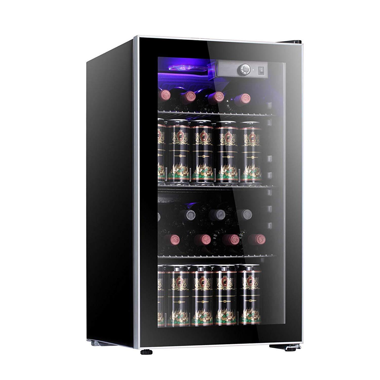 R.W.FLAME Botella de Vino más Fresco del refrigerador/Bodega ...