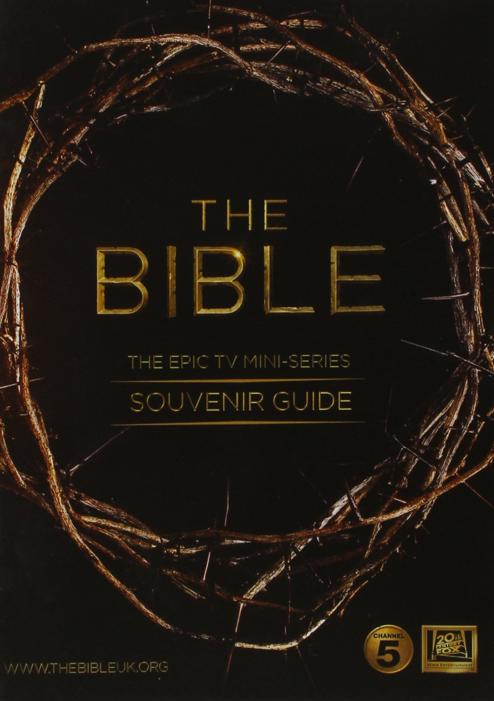 Read Online Souvenir Guide Bible Series: Official Souvenir Guide for the Bible Series pdf