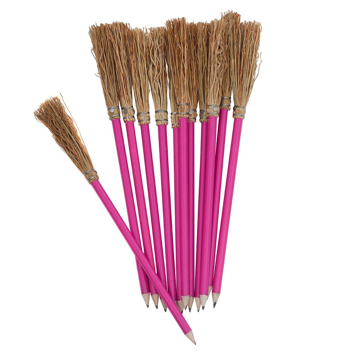 12 Pencil –  Pink Fantasy Colour –  26 cm Mendi