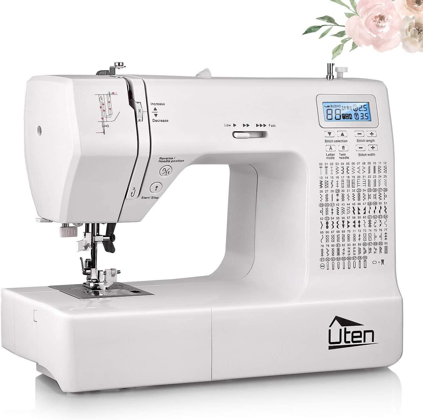 Uten Computerized Electronic Sewing Machine for £186.99