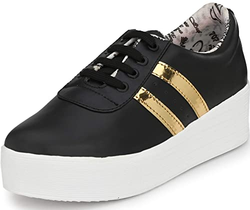 Buy Flooristo Black Boots for Women