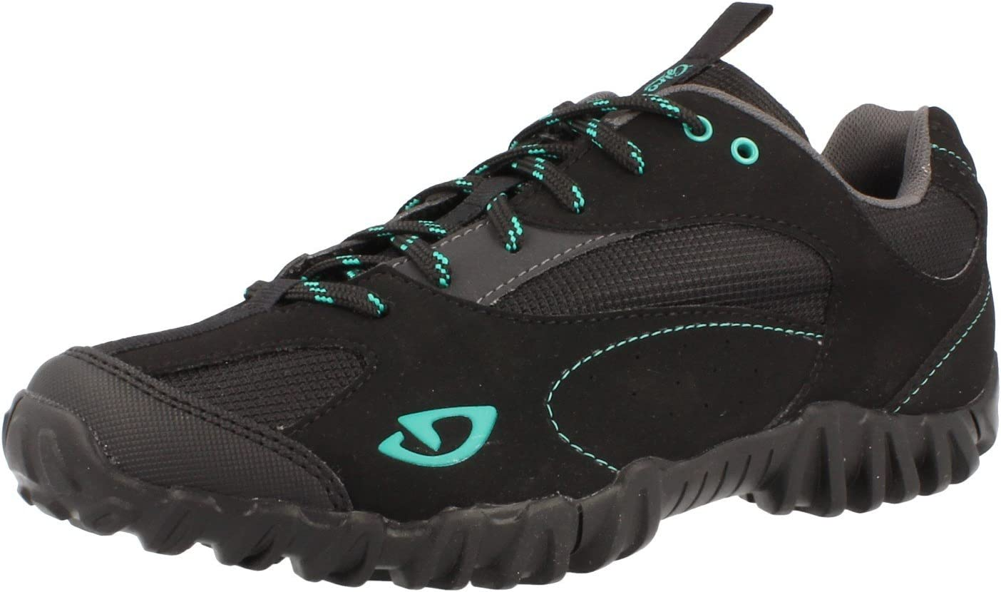 Giro Petra Mountain Bike Shoes Ladies Black