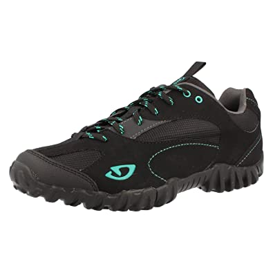 b6f3a9716b6dfb Amazon.com | Giro Petra Ladies black (Size: 36) Mountain Bike Shoes ...