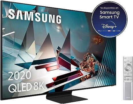 Samsung QLED 8K 2020 55Q800T- Smart TV de 55
