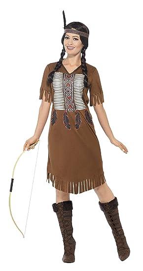 SmiffyS 45976L Disfraz De Princesa Guerrera Inspirado Por Las ...