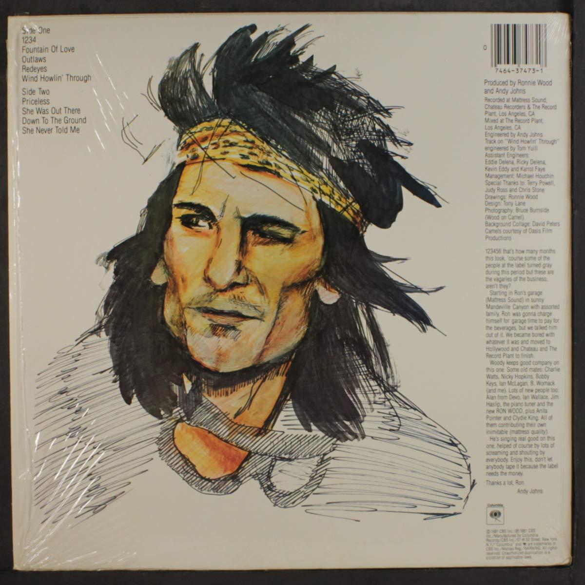 1234: RONNIE WOOD: Amazon.es: Música