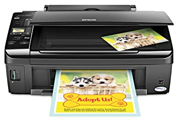 Download Drivers: Epson Stylus NX200 Scanner