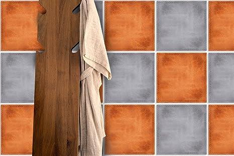 Adesivi per piastrelle arte decorazione da parete soggiorno