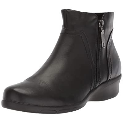 Propet Women's Waverly Ankle Boot, Black, 6H Medium US | Ankle & Bootie