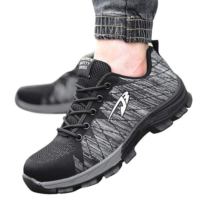Amazon.com: Aubbly_shoes par de zapatillas ligeras ...