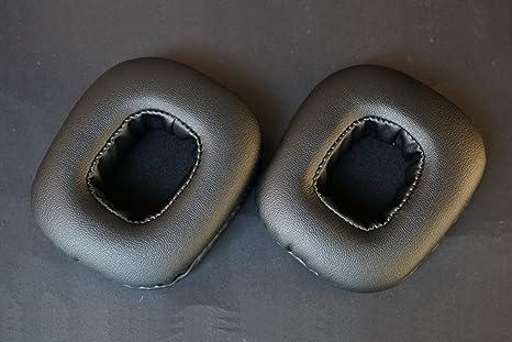 Oído reemplazo Pad almohadillas cojín de piel Reparación