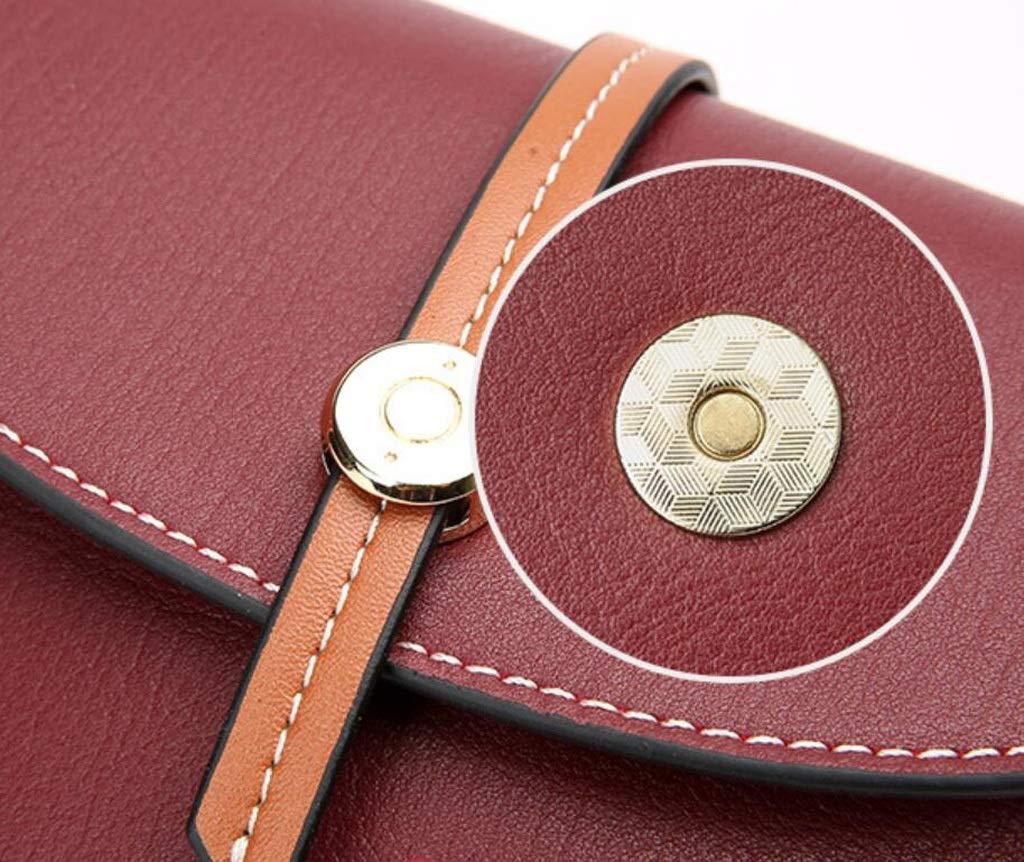 Einfache Frauen umhängetasche Mode Mode Mode pu Crossbody Tasche lässig Mini Damen Tasche Arbeit Pendeln (Farbe   SCHWARZ, größe   20  10  13.5cm) B07MQR8NF3 Umhngetaschen Auktion af4b27