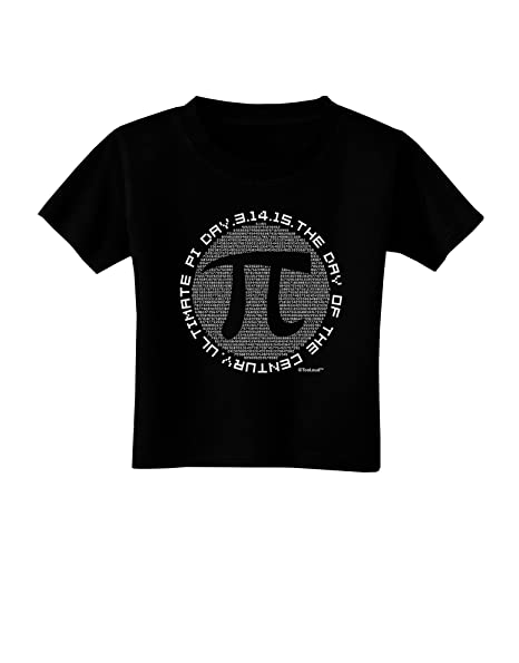 TooLoud The Ultimate Pi Day Text Infant T-Shirt Dark