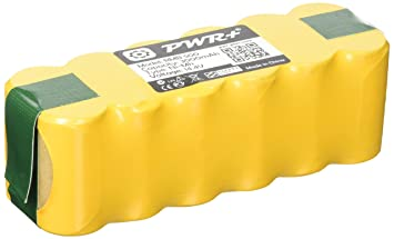 Pwr+ Extended Battery for Irobot Roomba 500, 600, 700, 800 Series