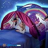Tents parte Tiendas de campaña Cama Cama tienda tienda de ensueño Kid 's Fantasy niños Dormitorio Decoración (unicornio)