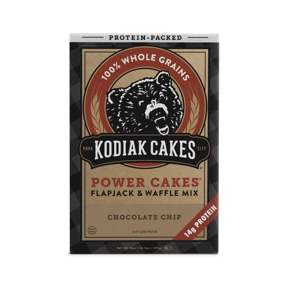 Kodiak Cakes Power Cakes Protein Pancake Flapjack and Waffle ...