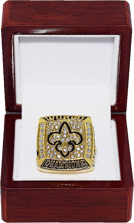 12-Inch by 18-Inch Encore Select 126-37 NFL New Orleans Saints Framed Super Bowl XLIV Champion Drew Brees Print
