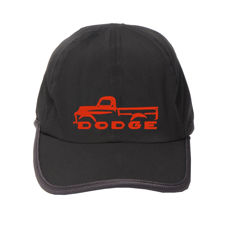 Butoki Black Base Ball Caps 1948-53 Dodge B-Series Pickup Truck Embroidered Unique