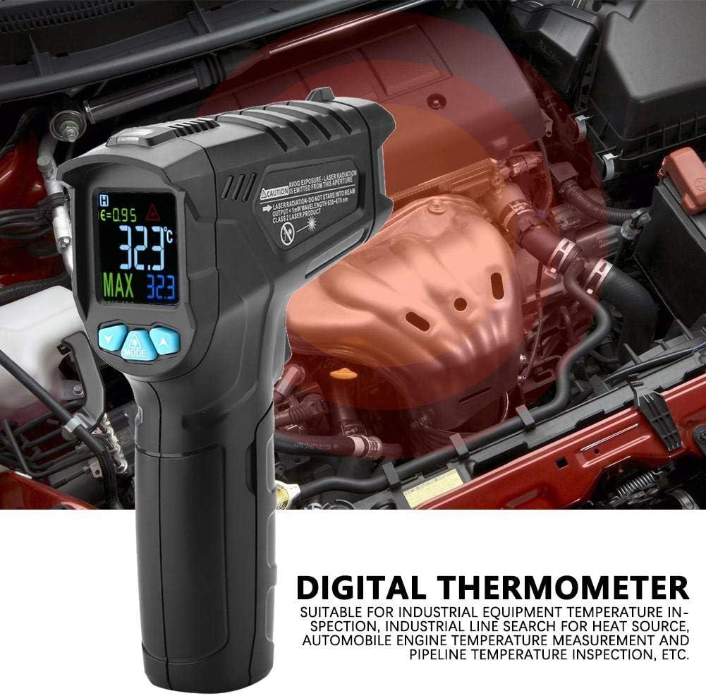 MESTEK LCD Display No-Contact Digital Infrared Thermometer IR01A//IR01B//IR01C IR01A