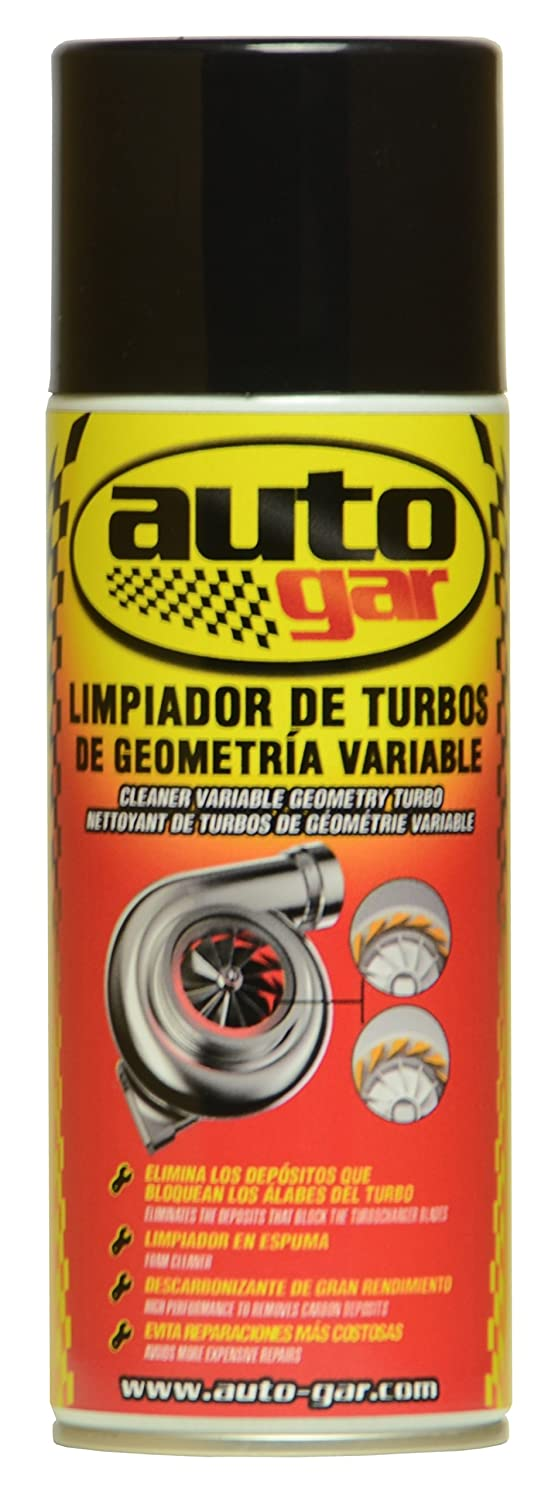 Auto-Gar Limpiador De Turbos De Geometria Variable: Amazon.es: Coche y moto