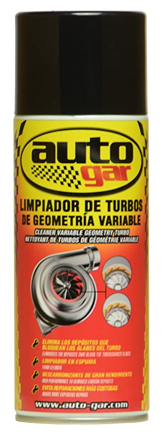 Auto-Gar Limpiador De Turbos De Geometria Variable